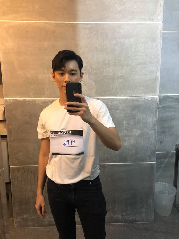 Thêm một thí sinh Việt Nam xuất hiện chính thức tại The Face Men Thái! - Ảnh 2.