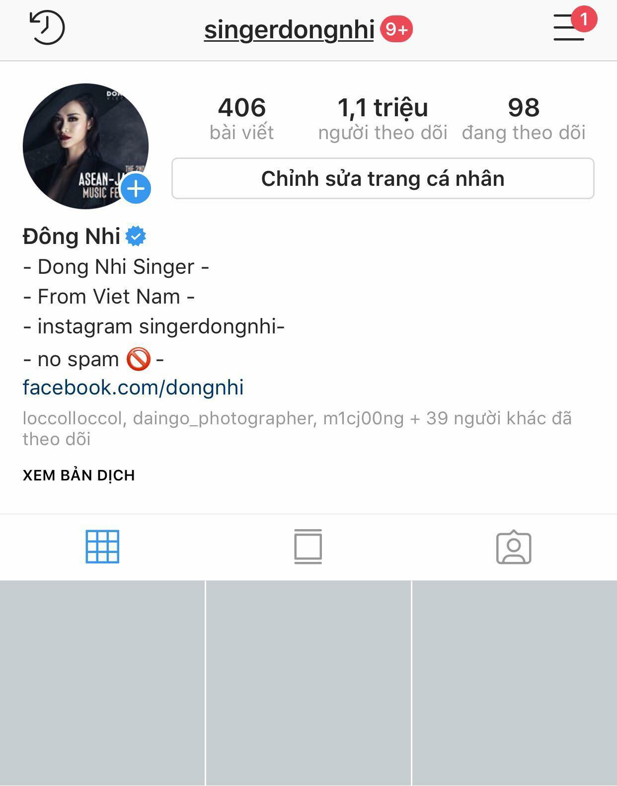 Đông Nhi tung thông điệp ẩn ý, fan đồng loạt thay avatar và cover facebook cổ vũ thần tượng trở lại - Ảnh 1.