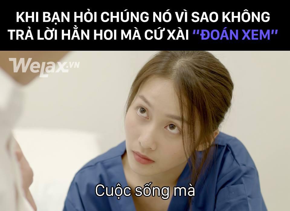 """Hậu Duệ Mặt Trời Việt Nam: Khả Ngân diễn đơ theo trend """"Đoán xem"""" - Ảnh 12."""
