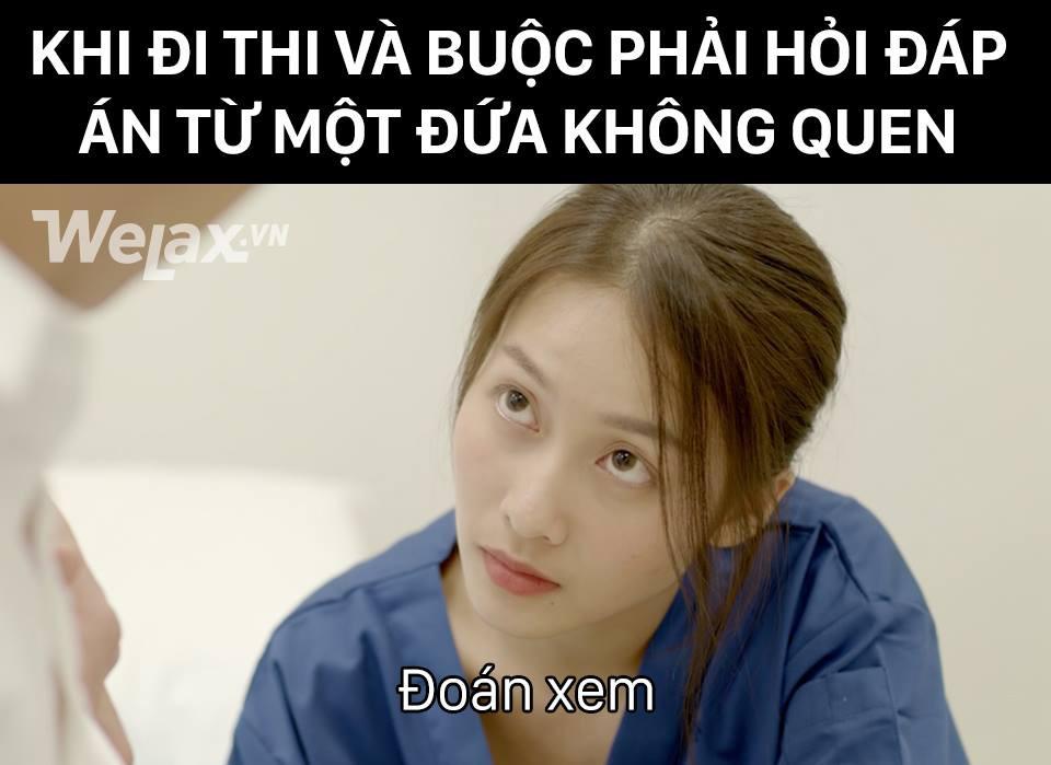 """Hậu Duệ Mặt Trời Việt Nam: Khả Ngân diễn đơ theo trend """"Đoán xem""""- Ảnh 10."""