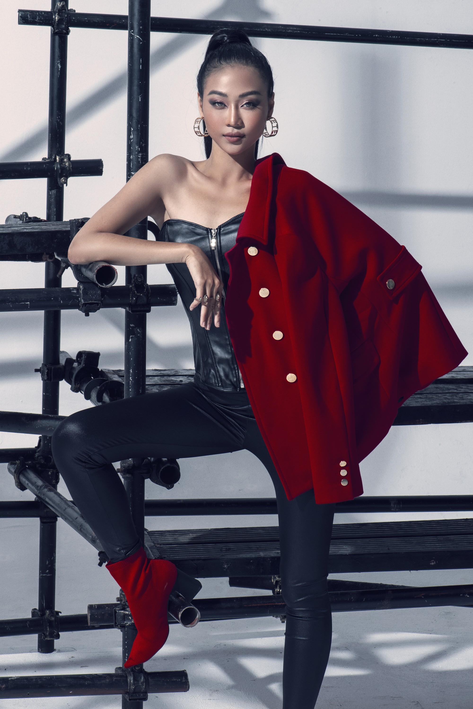 Võ Hoàng Yến ra mắt dàn thí sinh đậm chất thời trang tại The Face Vietnam - Ảnh 9.