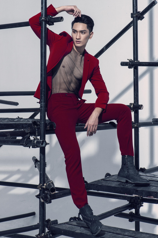Võ Hoàng Yến ra mắt dàn thí sinh đậm chất thời trang tại The Face Vietnam - Ảnh 13.