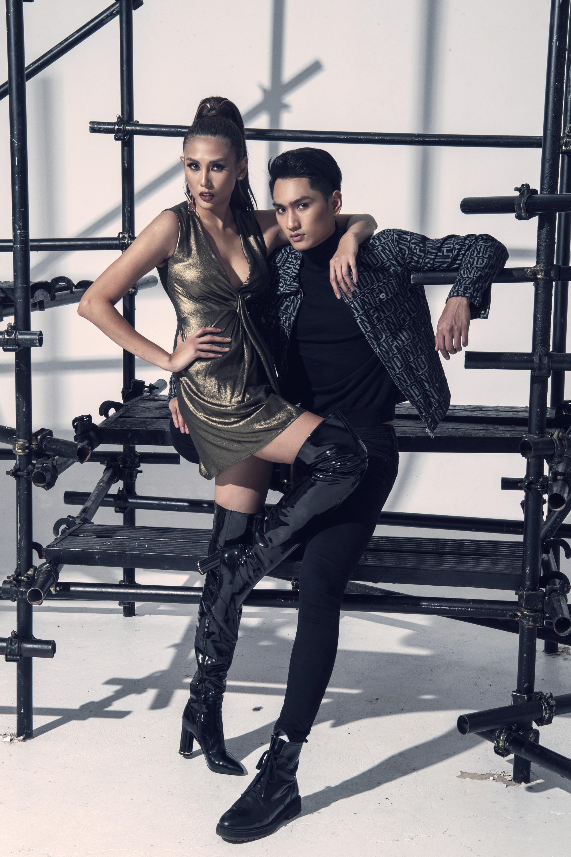 Võ Hoàng Yến ra mắt dàn thí sinh đậm chất thời trang tại The Face Vietnam - Ảnh 12.