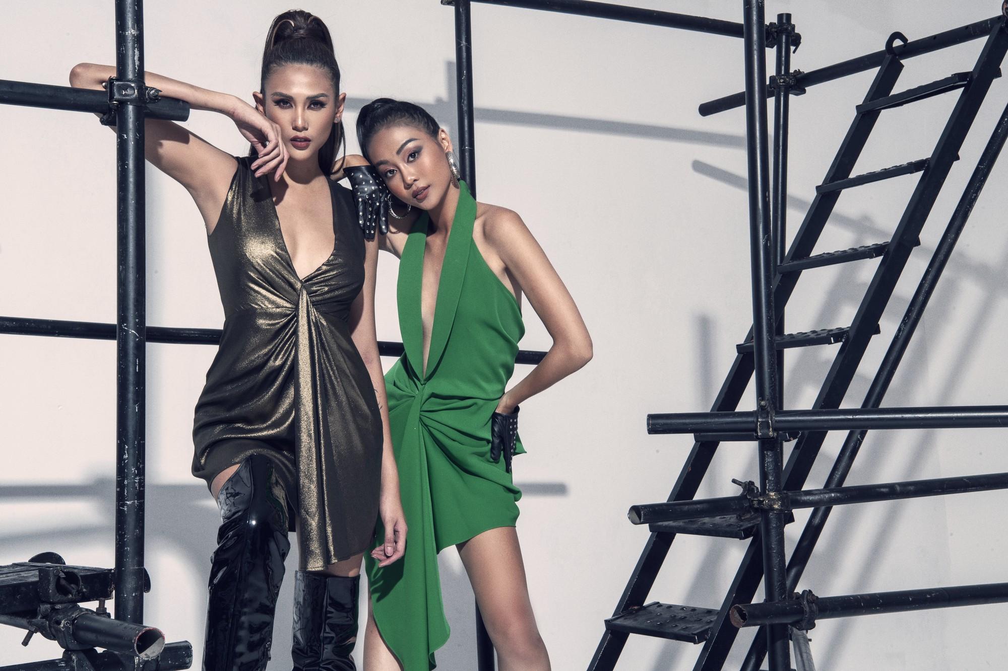 Võ Hoàng Yến ra mắt dàn thí sinh đậm chất thời trang tại The Face Vietnam - Ảnh 8.