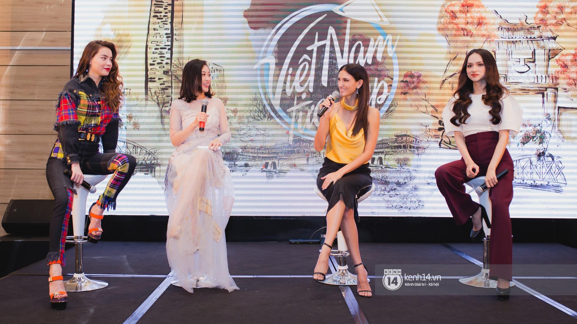 Chị Đại của Next Top châu Á - Cindy Bishop ghi hình show thực tế cùng Hồ Ngọc Hà, Hương Giang - Ảnh 1.