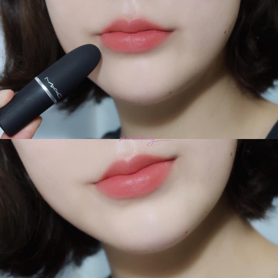 Review son lì MAC Powder Kiss hot hit mới toanh: cận cảnh chất son và những gam màu đẹp nhất, hợp con gái châu Á nhất - Ảnh 15.