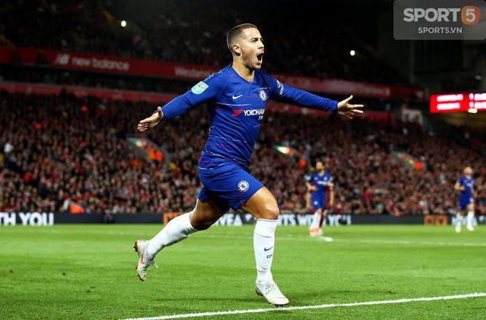 Eden Hazard quá xuất sắc: Lợi nhiều, hại cũng nhiều với Chelsea - Ảnh 1.
