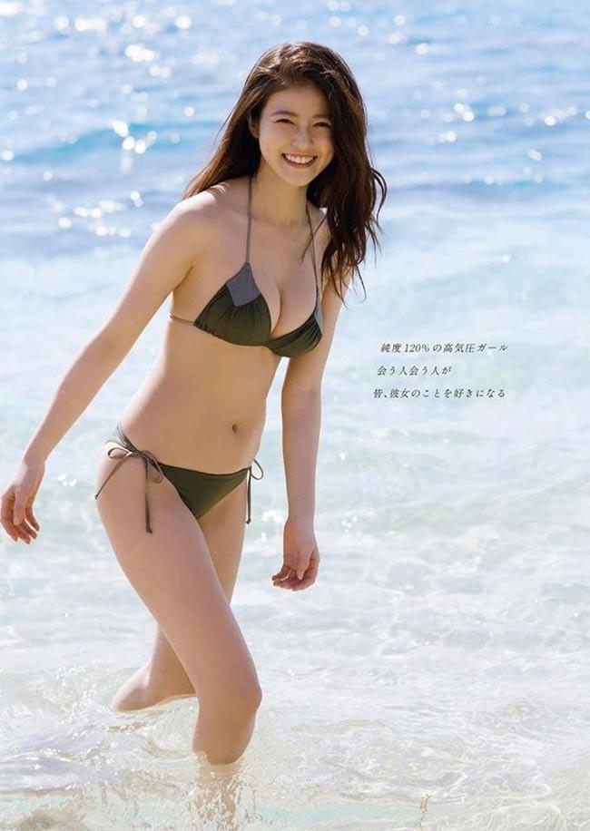 Vỡ lở chuyện tình được giấu kín giữa Nữ thần nội y Nhật Bản và sếp đã có vợ con - Ảnh 6.