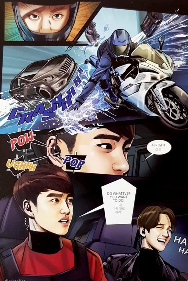 Giải mã clip 10 giây nhử của EXO: Là phần tiếp theo của Power với sự xuất hiện của đầy đủ 9 thành viên? - Ảnh 4.