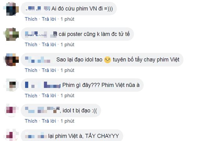 Vừa kiểm duyệt xong, phim kinh dị Việt này lại vướng nghi án đạo nhái poster bom tấn John Wick - Ảnh 5.