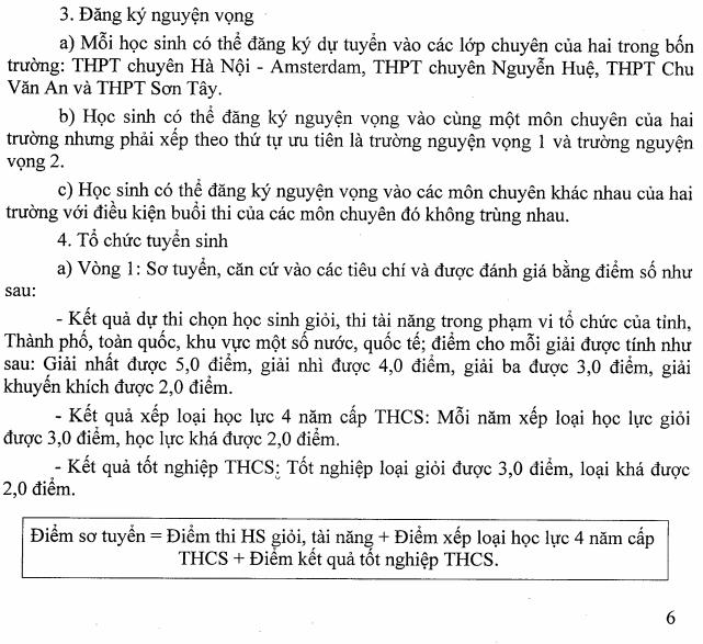 Chốt kế hoạch tuyển sinh lớp 10 tại Hà Nội năm 2019: Chỉ tiêu giảm 3000 - 4000 học sinh, thi sớm hơn 1 tuần so với năm ngoái - Ảnh 5.