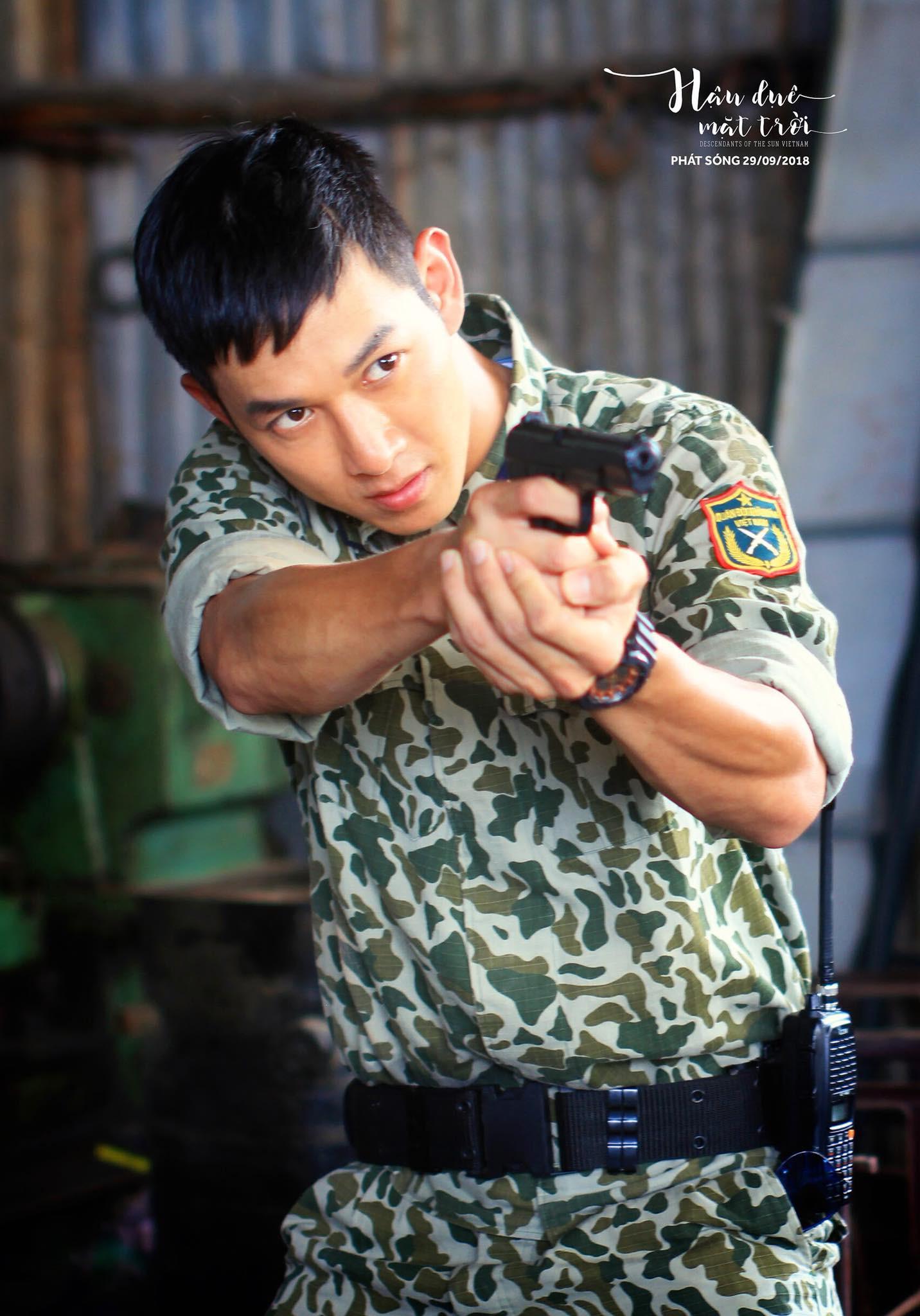 Hậu Duệ Mặt Trời Việt Nam: Song Luân là điểm sáng hiếm hoi - Ảnh 17.