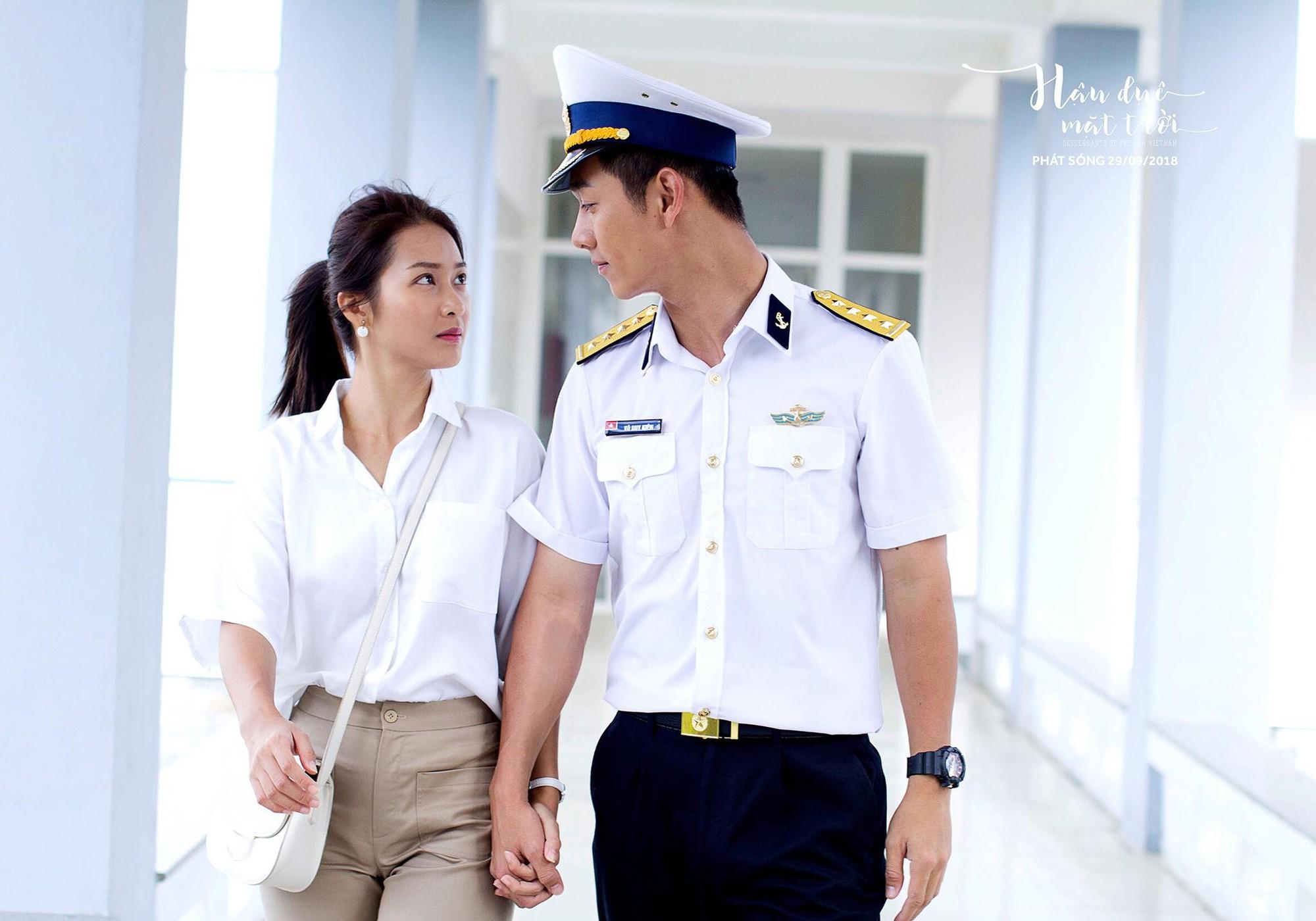 Hậu Duệ Mặt Trời Việt Nam: Song Luân là điểm sáng hiếm hoi - Ảnh 18.