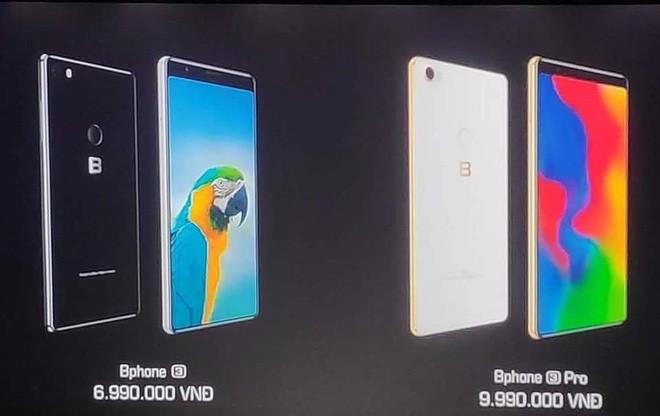 Bphone 3 và Bphone 3 Pro lộ diện trước giờ ra mắt, giá 6.99 và 9.99 triệu đồng - Ảnh 2.