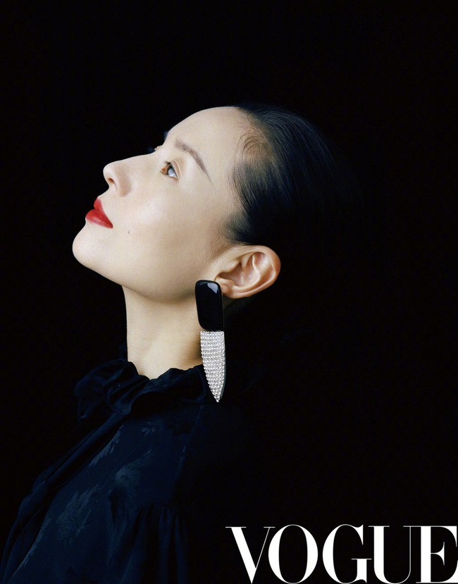 Hai nàng Phú Sát Hoàng Hậu đụng độ nhan sắc trên bìa tạp chí: Tần Lam - Đổng Khiết ai hơn ai? - Ảnh 7.