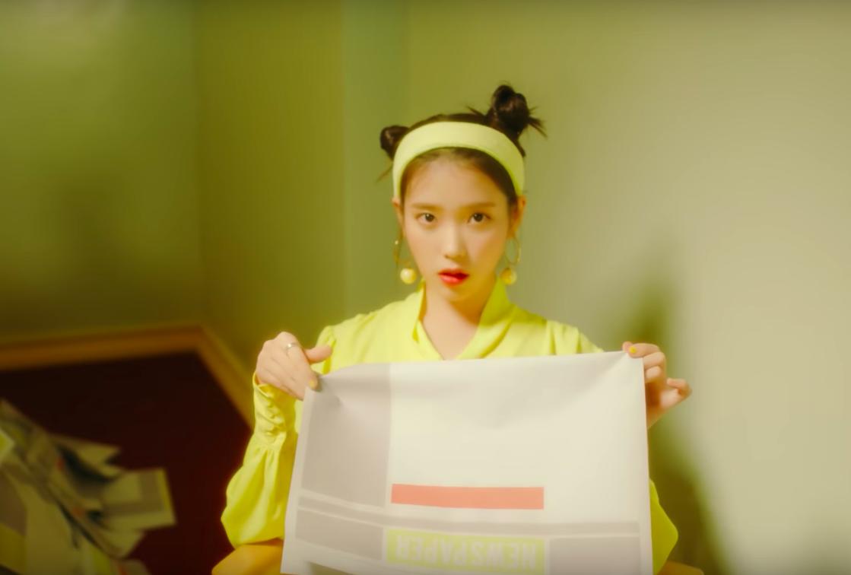 Không còn là em gái quốc dân hiền lành, IU giờ đây còn mạnh dạn chỉ trích antifan thông qua bài hát mới - Ảnh 1.