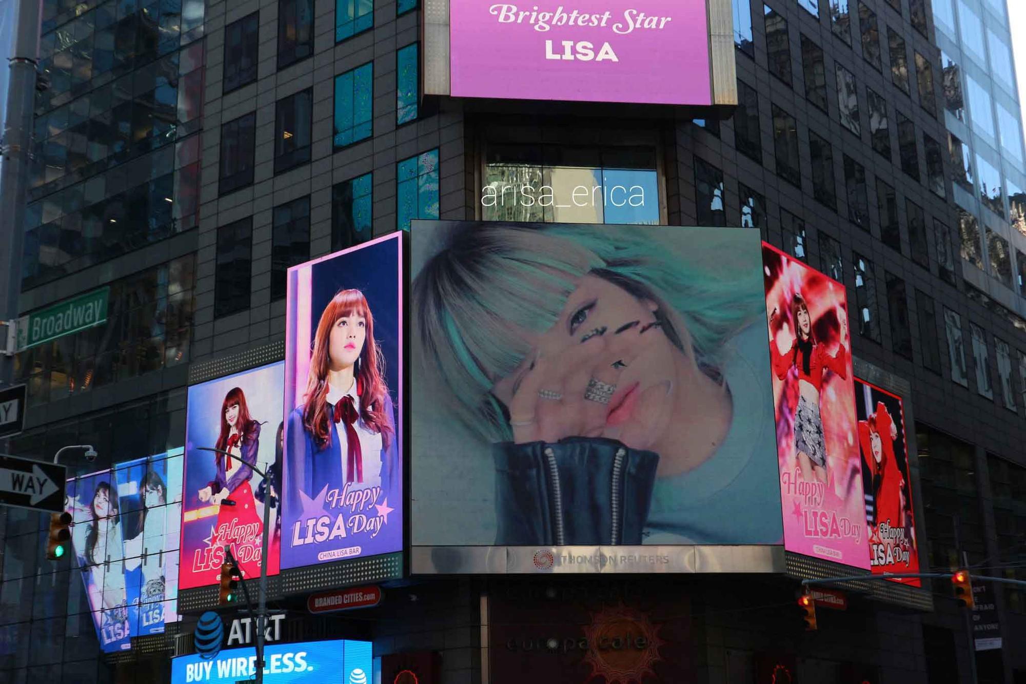 Lisa (Black Pink): Báo Thái tiết lộ về bố nuôi Lisa nổi tiếng gây chú ý - Ảnh 11.