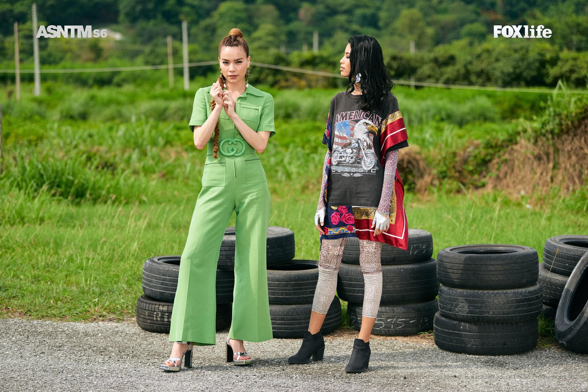 Clip: Không chỉ xuất hiện cho vui, Hồ Ngọc Hà vừa làm giám khảo, vừa lăn xả thị phạm tại Asias Next Top Model! - Ảnh 8.