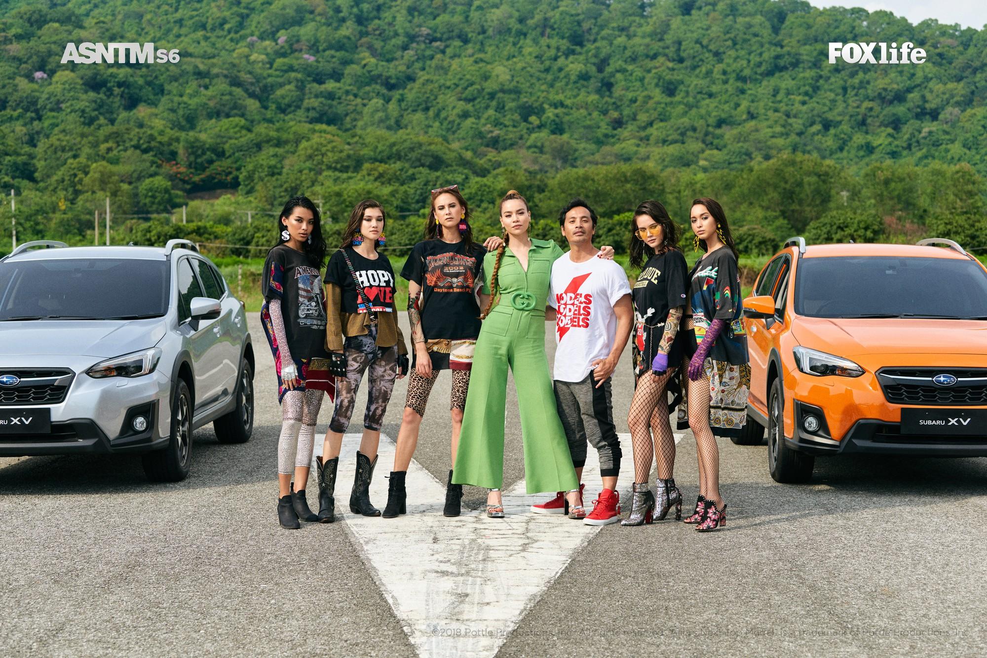 Clip: Không chỉ xuất hiện cho vui, Hồ Ngọc Hà vừa làm giám khảo, vừa lăn xả thị phạm tại Asias Next Top Model! - Ảnh 10.