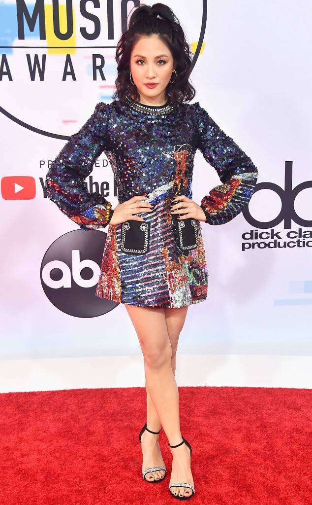 Dàn siêu sao đổ bộ thảm đỏ AMA 2018: Taylor Swift chói lóa cả sự kiện, nhiều đại diện Kpop cũng xuất hiện - Ảnh 21.