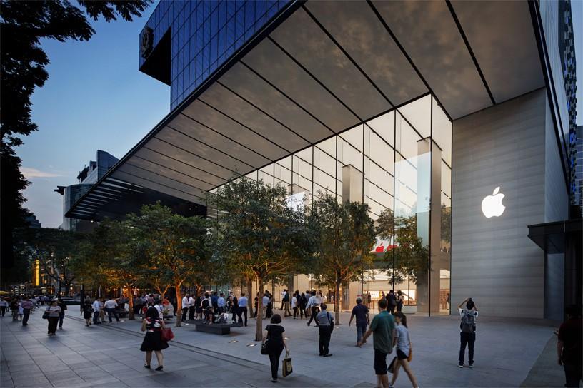Lộ ảnh Apple Store sắp mở ngay hàng xóm Thái Lan, tha hồ sắm iPhone mới cực nhanh mỗi khi ra mắt - Ảnh 2.