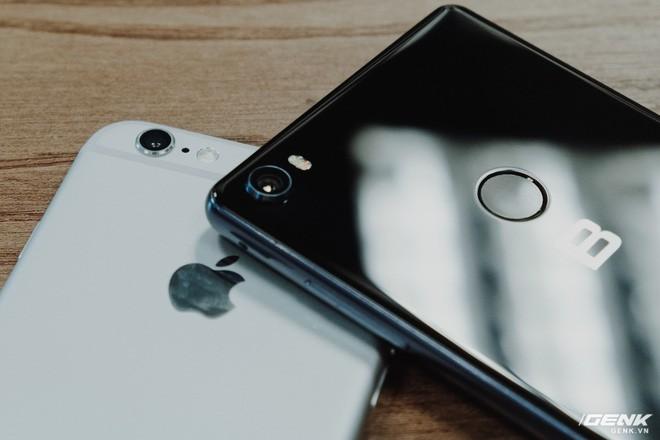 Trên tay đánh giá nhanh Bphone 3: Cuối cùng, người Việt đã có một chiếc smartphone đáng để tự hào - Ảnh 7.