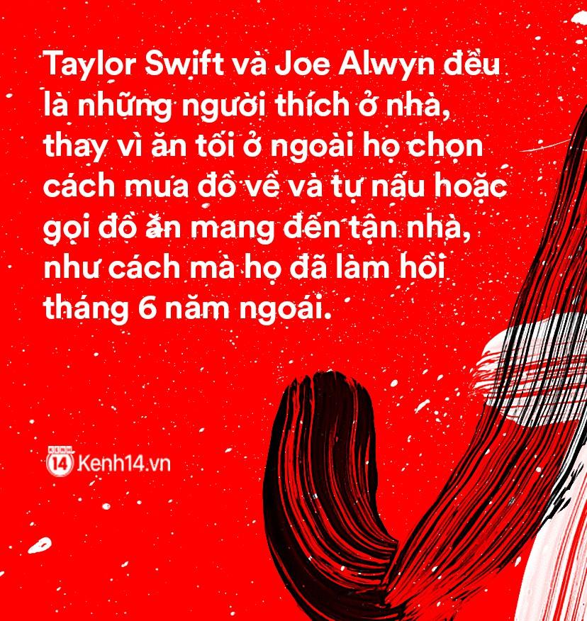 Taylor Swift: Từ nàng rắn với tình sử ồn ào trở thành cô mèo trầm lặng và trưởng thành trong tình yêu - Ảnh 10.