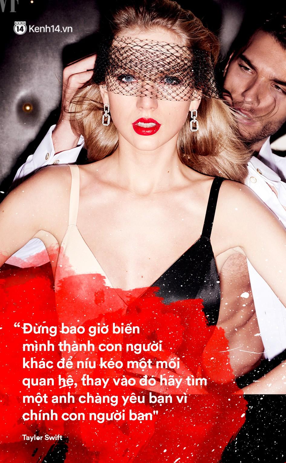 Taylor Swift: Từ nàng rắn với tình sử ồn ào trở thành cô mèo trầm lặng và trưởng thành trong tình yêu - Ảnh 1.