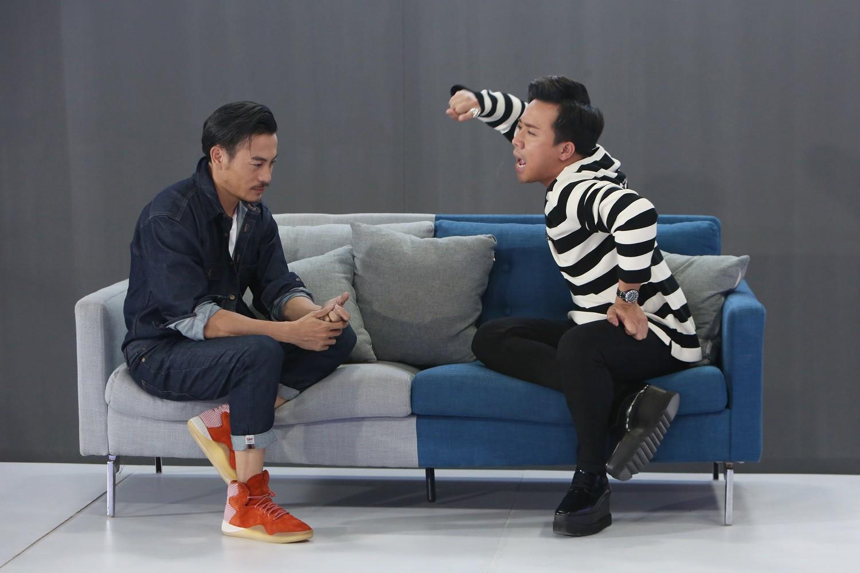 The Face: Trương Thanh Long hết bị Trấn Thành gạ gẫm lại bị mắng xối xả - Ảnh 5.