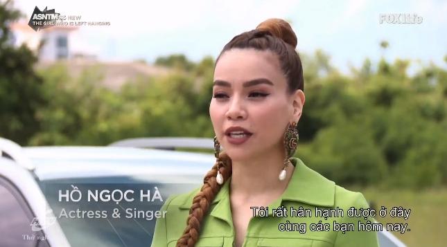 Clip: Không chỉ xuất hiện cho vui, Hồ Ngọc Hà vừa làm giám khảo, vừa lăn xả thị phạm tại Asias Next Top Model! - Ảnh 3.