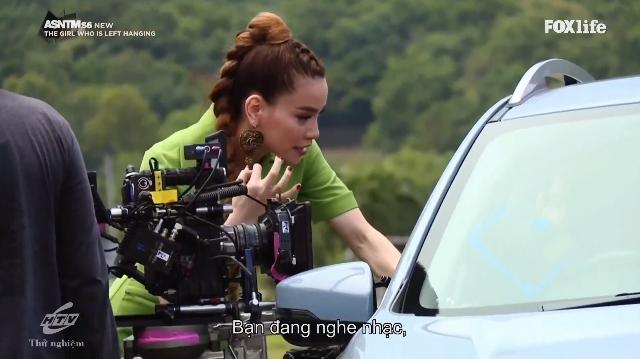 Clip: Không chỉ xuất hiện cho vui, Hồ Ngọc Hà vừa làm giám khảo, vừa lăn xả thị phạm tại Asias Next Top Model! - Ảnh 9.