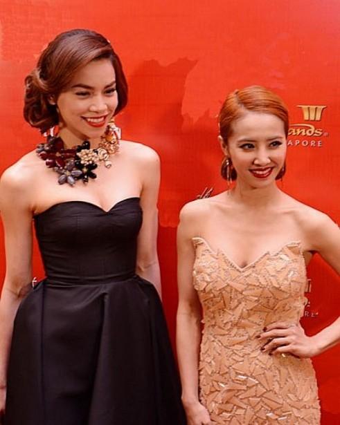 Trước khi khiến fan nở mày nở mặt với vai trò giám khảo tại Next Top châu Á, Hồ Ngọc Hà từng có những lần xuất hiện cực ấn tượng tại quốc tế - Ảnh 5.
