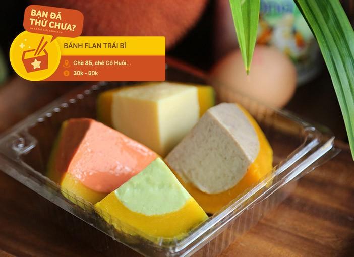 Đừng nghĩ Sài Gòn chỉ có mỗi bánh flan trứng, còn hàng tá phiên bản khác sẽ làm bạn bất ngờ đấy - Ảnh 4.