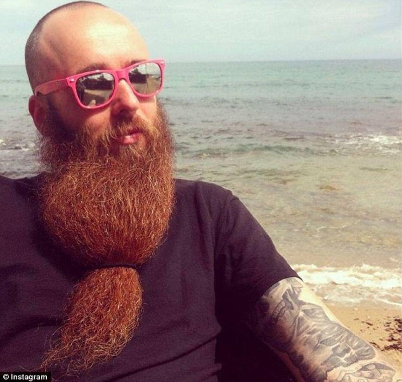 Ông trùm dark web với bộ râu siêu đẹp vừa nhận án tù 20 năm - Ảnh 1.
