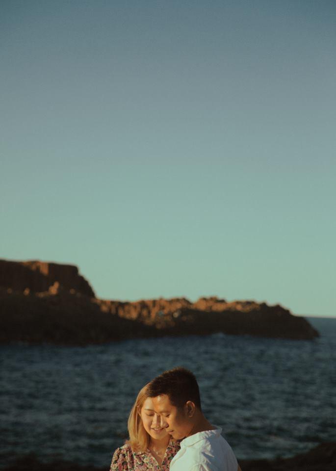 Kỷ niệm 1 năm yêu nhau, chàng du học sinh chở bạn gái đi chụp bộ ảnh đẹp như phim và bất ngờ cầu hôn - Ảnh 11.
