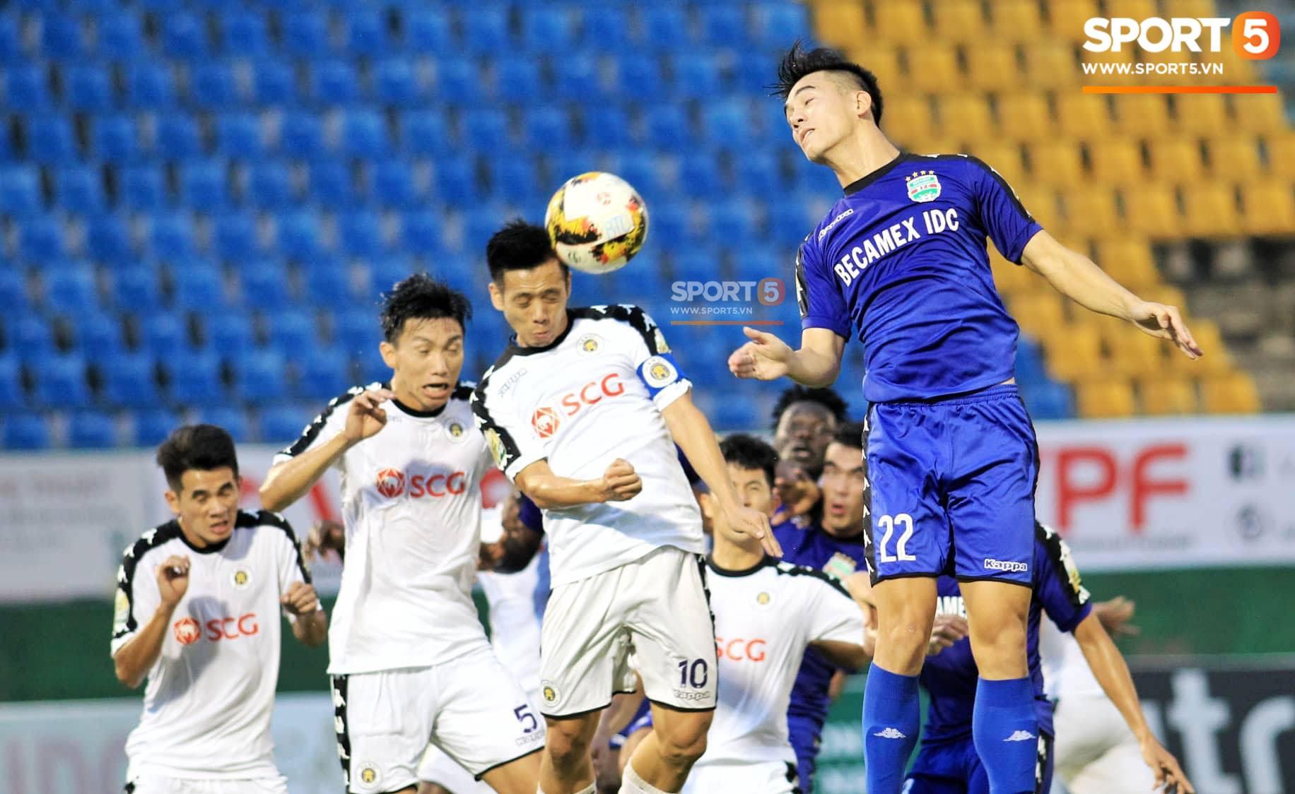 Bình Dương 0-0 CLB Hà Nội: Quang Hải và đồng đội vỡ mộng giành cú đúp - Ảnh 1.