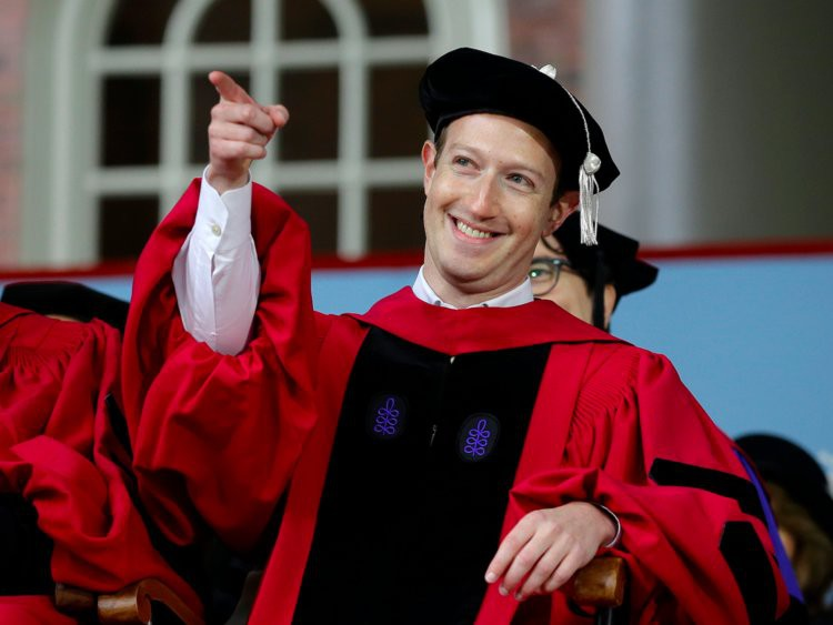 Lò luyện tỷ phú thế giới: Nơi nhiều sinh viên tốt nghiệp chỉ 1 thời gian ngắn đã trở thành những người giàu có nhất hành tinh - Ảnh 4.