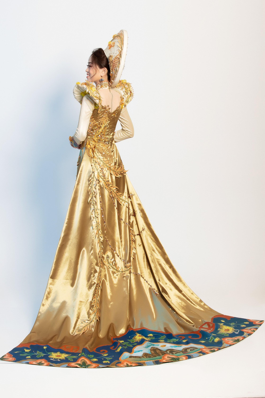 Hé lộ bộ trang phục dân tộc của Phương Nga tại Miss Grand International 2018 - Ảnh 2.