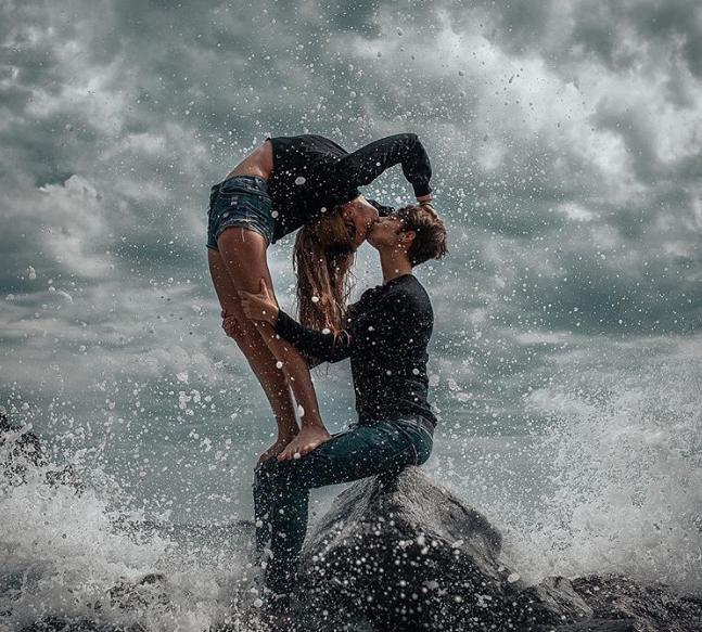Đông về bạn đã có gấu chưa? hãy xem bộ ảnh tình tứ bên bờ biển của nhiếp ảnh gia Tây Ban Nha để thêm động lực thoát kiếp FA nhé! - Ảnh 6.