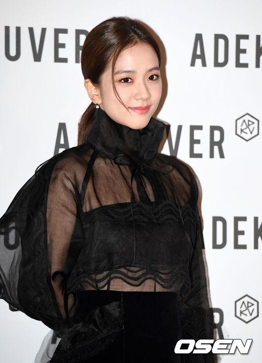 Sự kiện quy tụ dàn mỹ nhân siêu hot: Jisoo (Black Pink) đẹp đỉnh cao trong áo xuyên thấu, Sunmi đầy thần thái - Ảnh 3.