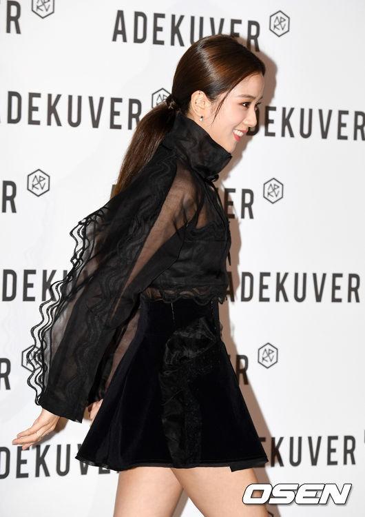 Sự kiện quy tụ dàn mỹ nhân siêu hot: Jisoo (Black Pink) đẹp đỉnh cao trong áo xuyên thấu, Sunmi đầy thần thái - Ảnh 1.