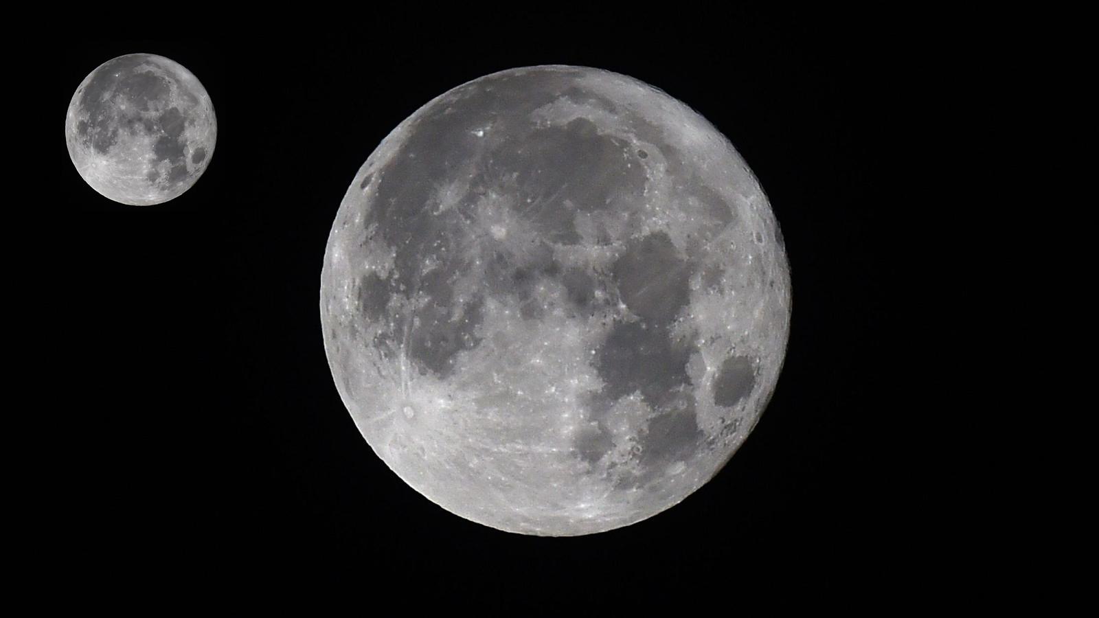 Liệu Mặt trăng có trăng của chính nó? Và bạn sẽ không bao giờ đoán ra khoa học gọi tên nó là gì - Ảnh 1.