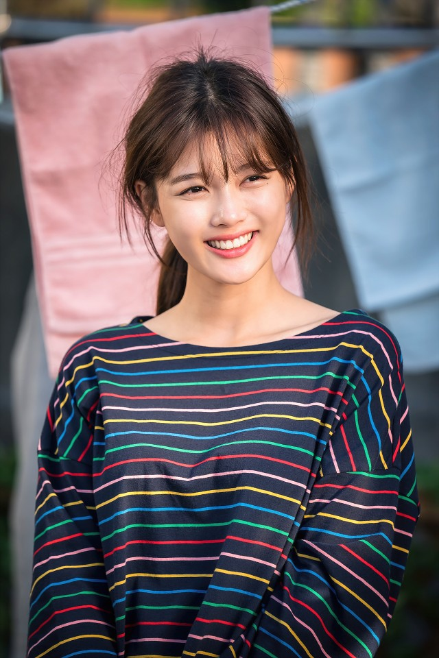 Kim Yoo Jung chính thức trở lại sau 2 năm: Xinh đến nỗi fan chỉ muốn lịm đi! - Ảnh 1.
