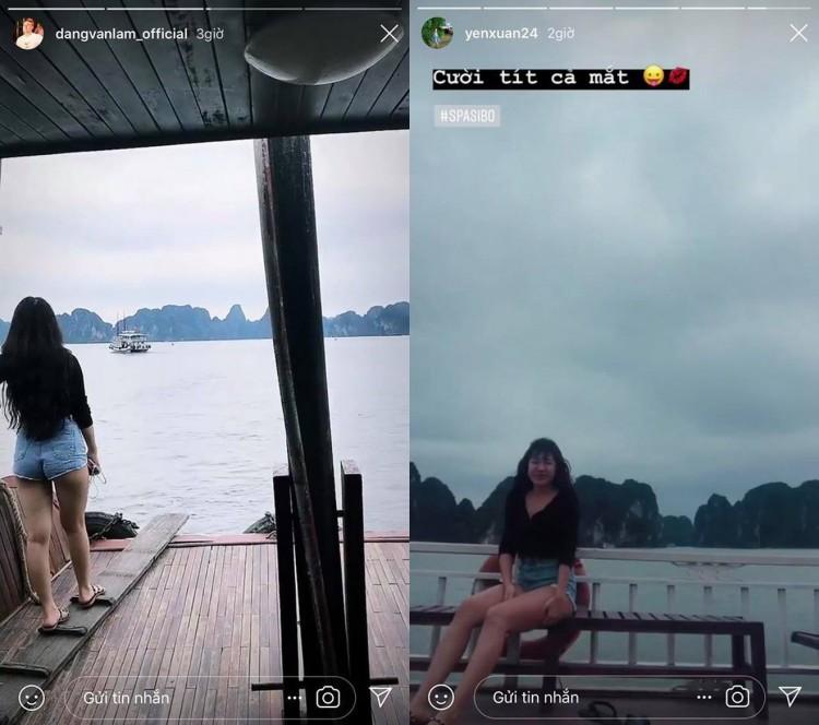 Bạn gái thủ môn Lâm Tây lột xác ấn tượng nhờ giảm 11kg - Ảnh 1.