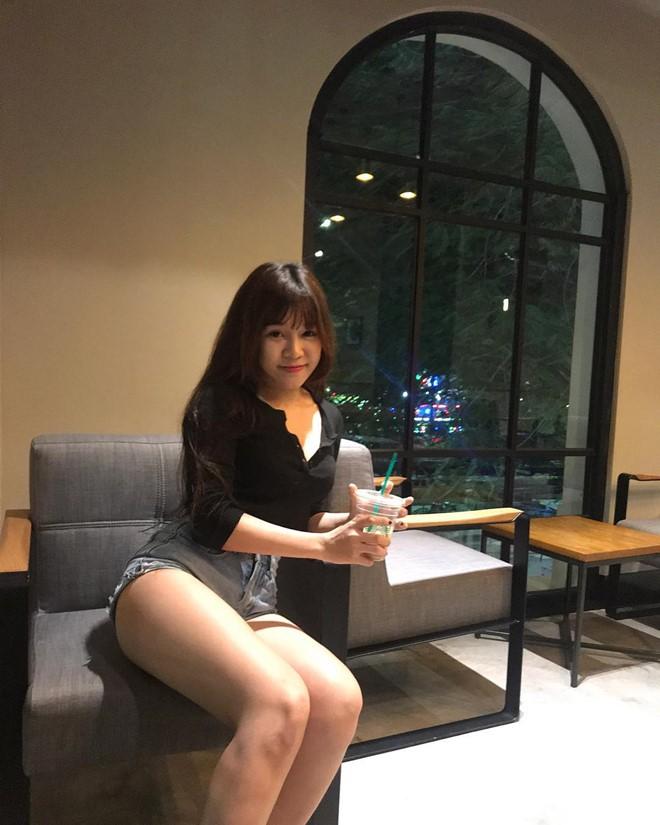 Bạn gái thủ môn Lâm Tây lột xác ấn tượng nhờ giảm 11kg - Ảnh 11.