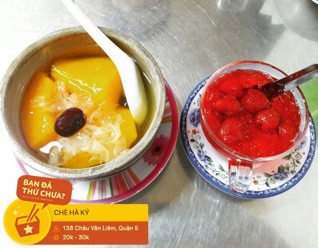 Lân la tìm đến những quán ăn trên đường Châu Văn Liêm vô cùng nổi tiếng trong giới sành ăn Sài Gòn - Ảnh 5.