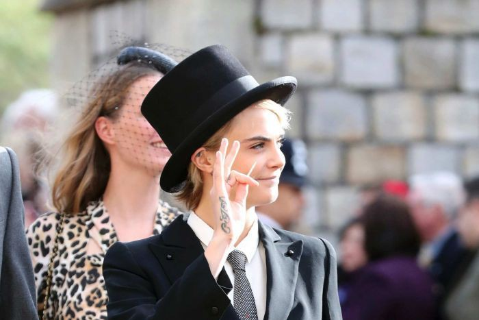 Những hình ảnh trong đám cưới cổ tích của Công chúa Eugenie - cháu gái Nữ hoàng Anh - Ảnh 1.