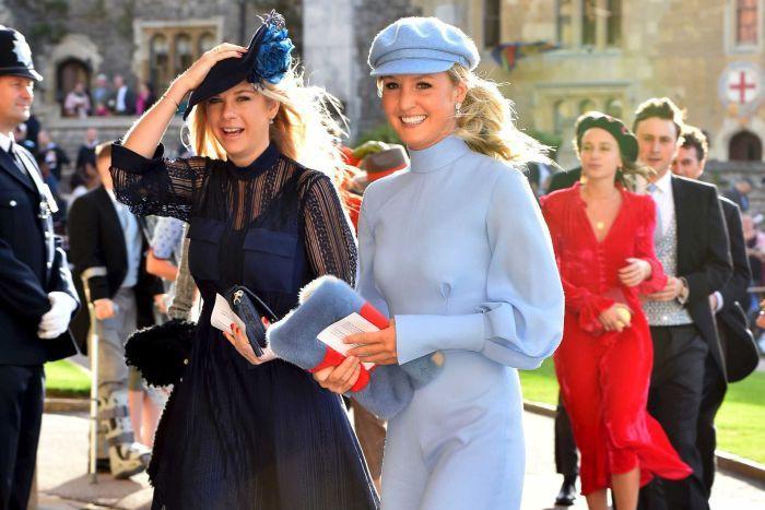 Những hình ảnh trong đám cưới cổ tích của Công chúa Eugenie - cháu gái Nữ hoàng Anh - Ảnh 2.