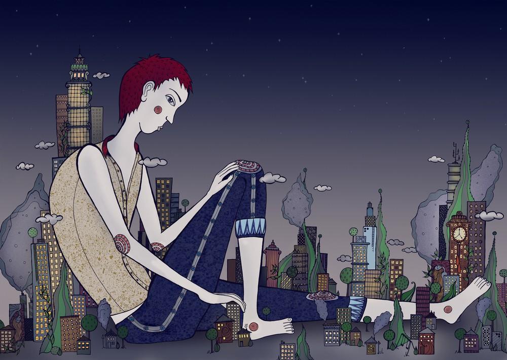 Nghịch lý thay khi xã hội càng phát triển, con người càng cảm thấy cô đơn - Ảnh 1.