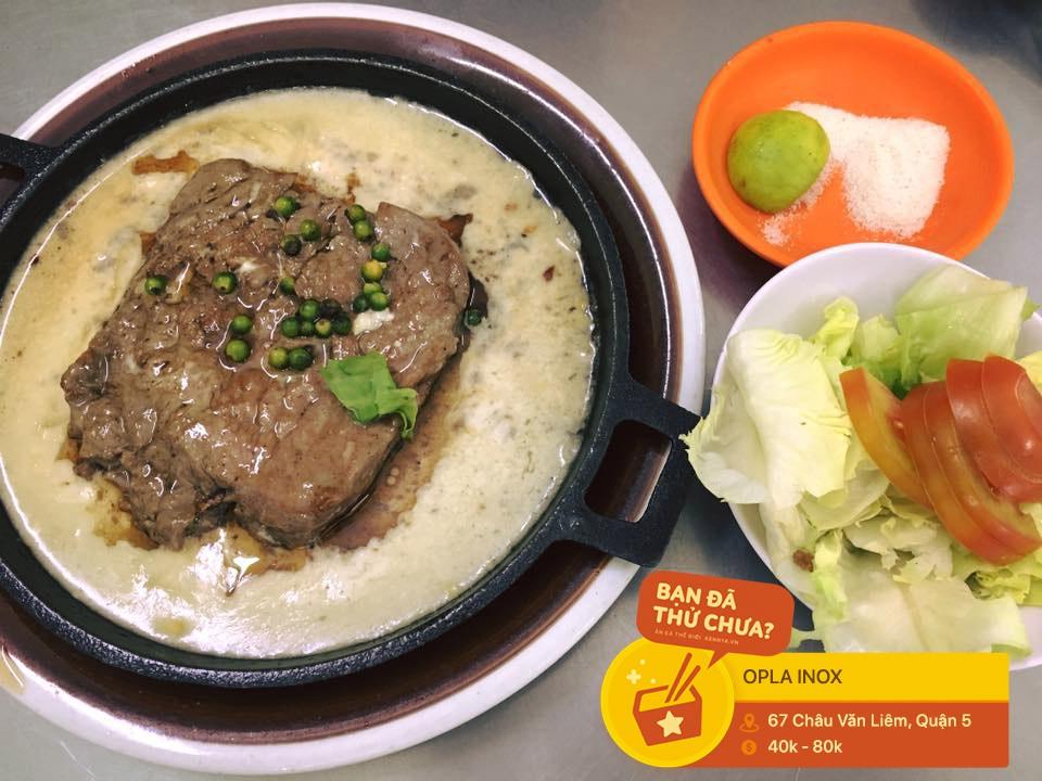 Lân la tìm đến những quán ăn trên đường Châu Văn Liêm vô cùng nổi tiếng trong giới sành ăn Sài Gòn - Ảnh 11.
